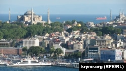 Bay View Golden Horn and the Marmara Sea, Istanbul, Turkey. FILE PHOTO