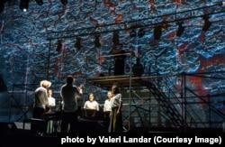 Один із нагороджених творів – опера «Йов» (IYOV), фото листопада 2019 року