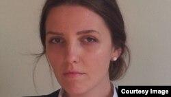 Драгана Велковска, активистка во Здружение за заштита на животните и животната средина Е.Д.Е.Н.
