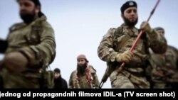 Բալկանյան երկրներից ԻՊ-ին միացած ջիհադիստ զինյալները «Իսլամական պետության» քարոզչական տեսահոլովակում, արխիվ