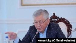 Исо Омурқулов