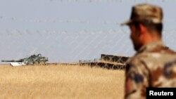 Ирактагы Түркия аскерлери.