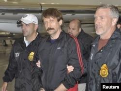 Viktor Bout ishte ekstraduar në Shtetet e Bashkuara në vitin 2010.