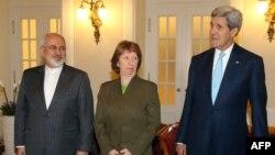 Քեթրին Էշթոնը մասնակցում է Իրանի միջուկային ծրագրի բանակցություններին, արխիվ