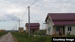 Туладагы кыргыз айылы.