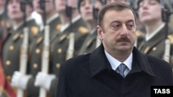 Azerbaijani President Ilham Aliyev's regime has jailed several journalists, activists, and government critics in the past year.