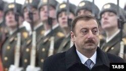 İlham Əliyev Moskvada