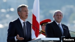 Четвертое заседание Североатлантического совета в Грузии завершилось, Йенс Столтенберг обещал вернуться весной будущего года, когда в Тбилиси пройдет Парламентская ассамблея НАТО