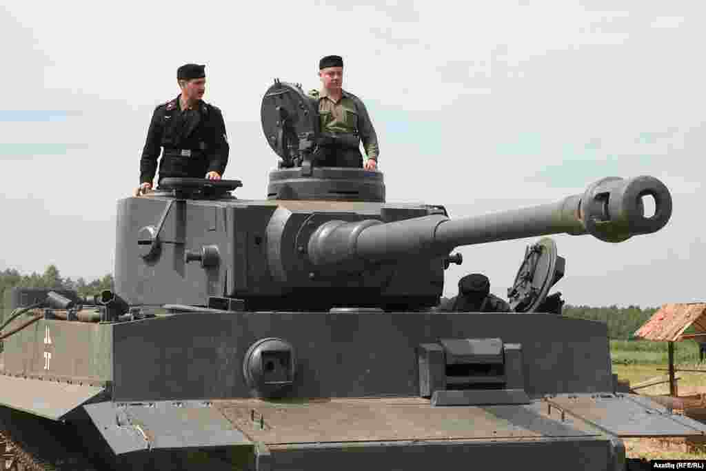 """Тигр"" танкы"