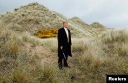 Трамп в 2010 году