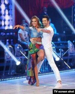 Участь дружини Віктора Медведчука Оксани Марченко у танцювальному шоу супроводжується справжнім скандалом