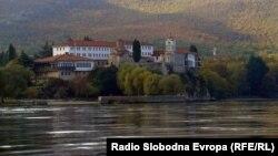 Свети Наум, Охридско Езеро
