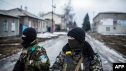 Украин жоокерлери