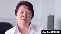 Язучы Ләлә Гыймадиева