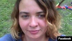 Кубанская активистка Нина Соловьева.