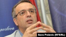 Goran Danilović: Ovo je pokušaj da se tik do izborne tišine nanese šteta, ne više sada ministru kao instituciji, nego meni kao političaru