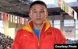 Ерланбек Катейулы, член национальной сборной команды Китая.