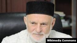Хаджимурат Гацалов, муфтий Северной Осетии (архивное фото)