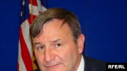 The U.S ambassador to Afghanistan, Karl Eikenberry, has rejected Taliban claims that the murdered aid workers had sought to convert Afghans to Christianity.