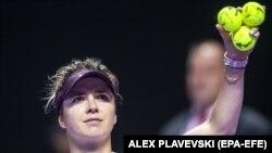 У 2018 році Світоліна перемогла на Підсумковому турнірі WTA
