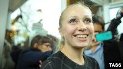Адвокат Ирина Хрунова.