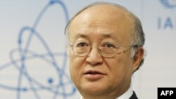 International atomic energy agency (IAEA) Yukiya Amano says changes may be needed after Japan.