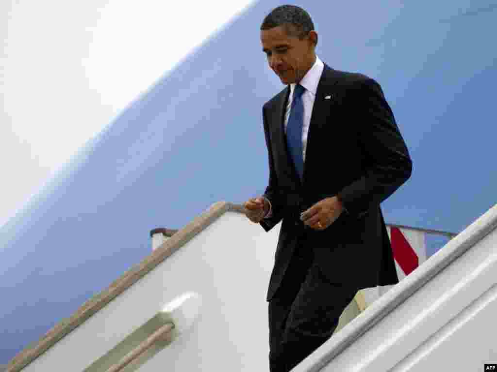 Američki predsjednik Barack Obama, 03.11.2011. Foto: AFP / Jim Watson