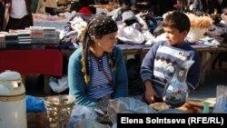 Сириски бегалци во Истанбул.