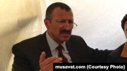 Tofiq Yaqublu (file photo)