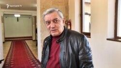 Ֆելիքս Ցոլակյանը նշանակվեց արտակարգ իրավիճակների նախարար