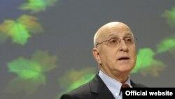 Грчкиот министер за надворешни работи Ставрос Димас