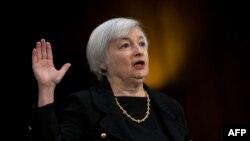 Mərkəzi Bankın rəhbəri Janet Yellen
