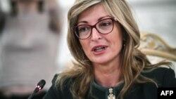 Декларацията е подписана от министрите на външните работи на 11 държави, включитено Екатерина Захариева