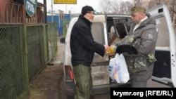 Волонтери збирають допомогу для АТО