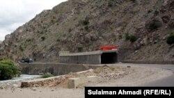 د سالنګ تونل د افغانستان شمالي ولایتونه له پایتخت کابل سره نښلوي