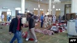 Жертвы нападения на мечеть на Синайском полуострове, 24 ноября 2017