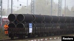Трубы для проекта «Северный поток-2»