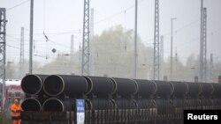 Труби для проекту «Північний потік-2»