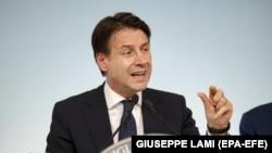 Italijanski premijer Đuzepe Konte