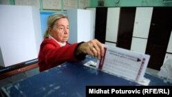 Građani BiH na biralištima