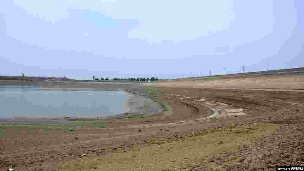 Екосистемі Білогірського водосховища завдано незворотної шкоди – вона неспроможна відновлюватися через величезні коливання рівня води взимку і влітку