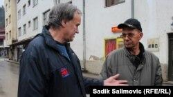 Elvedin i Omer, foto: Sadik Salimović