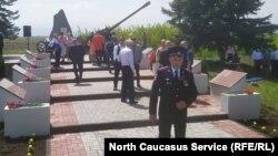 К теме про мемориалы ветеранам ВОВ в Осетии