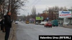 La Tiraspol, în ziua alegerilor din 11 decembrie 2011