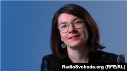 Ірина Славінська, продюсерка Третього каналу «Суспільного радіо» «Культура», журналістка, перекладачка