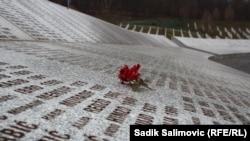 Potočari Memorijalni centar žrtava genocida u Srebrenici