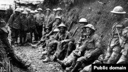 Фото часів Першої світової війни. Ілюстрація зі сторінки Петра Порошенка у Facebook