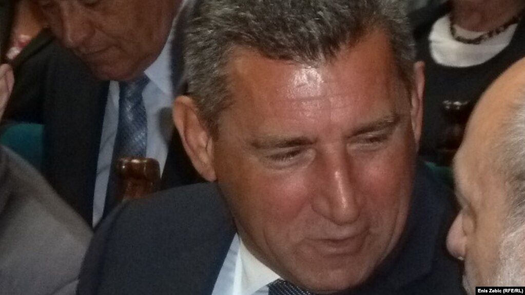 Retired General Ante Gotovina