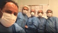 Medicinski tehničari na Kosovu u borbi protiv COVID-19