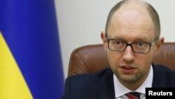 Прем'єр Арсеній Яценюк